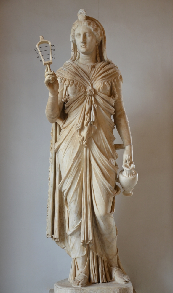 Photo of Marble statue of Isis by Carole Raddato via flickr and licensed under CC 2.0